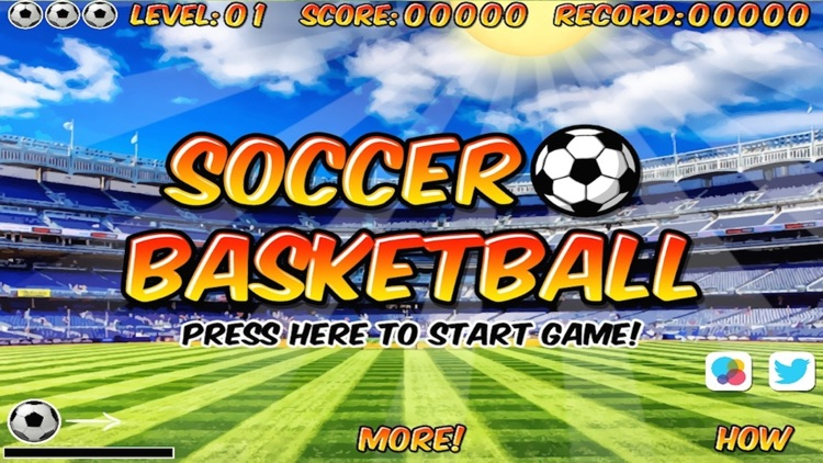 Soccer Basketball FREE screenshot-0