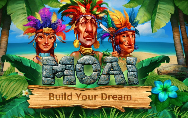 Moai: Build Your Dream (Full) screenshot 1