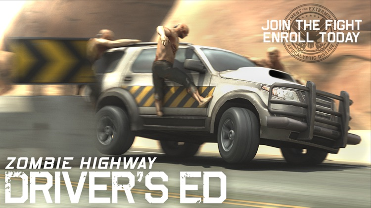 Zombie Highway: Driver's Ed screenshot-0