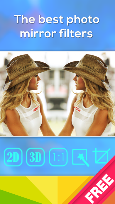 Instant Photo-lab! Best mirror image pics editor to split-pic