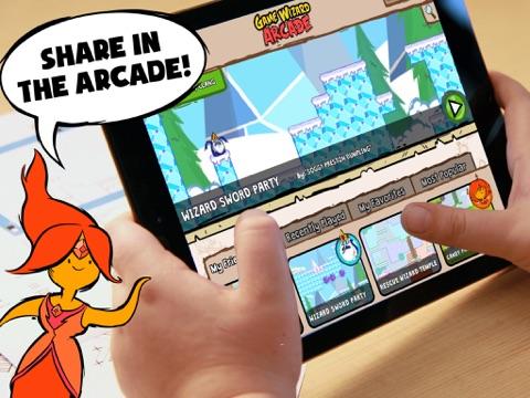 Game Wizard tablet App screenshot 5