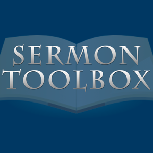 Sermon Toolbox - Illustrations, Outlines, Topical Index, and more tools for writing sermons app