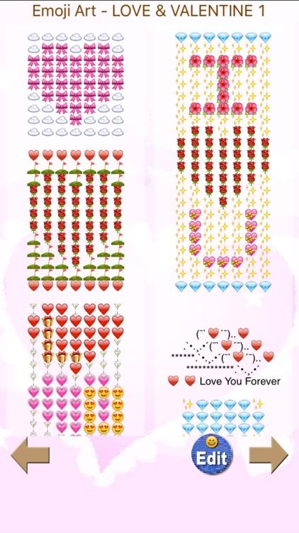 Valentines Day, Love Stickers, Emoji Art, Wallpaper screenshot-3