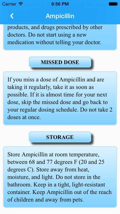 Drugs Handbook screenshot-3