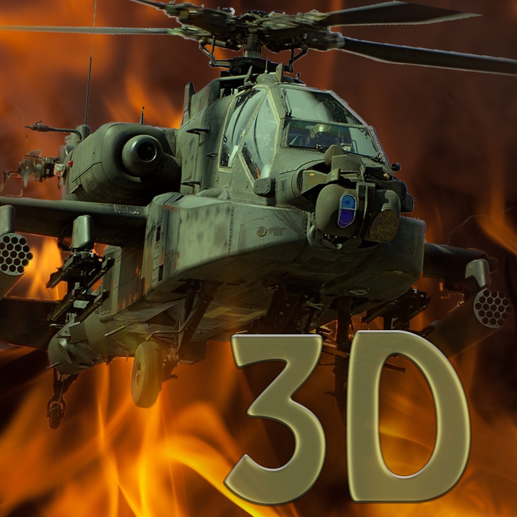 Apache War 3D- A Helicopter Action Warfare VS Infinite Sky Hunter Gunships and Fighter Jets ( arcade version ) hack