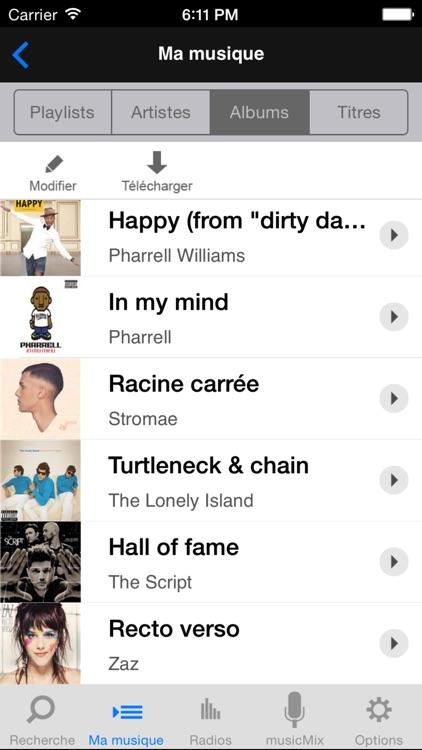 musicMe screenshot-3