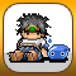 尼特勇者 [放置系點陣RPG]免費的角色扮演遊戲