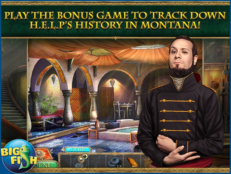 Hidden Expedition: The Crown of Solomon HD - Hidden Objects, Adventure & Mystery screenshot-3