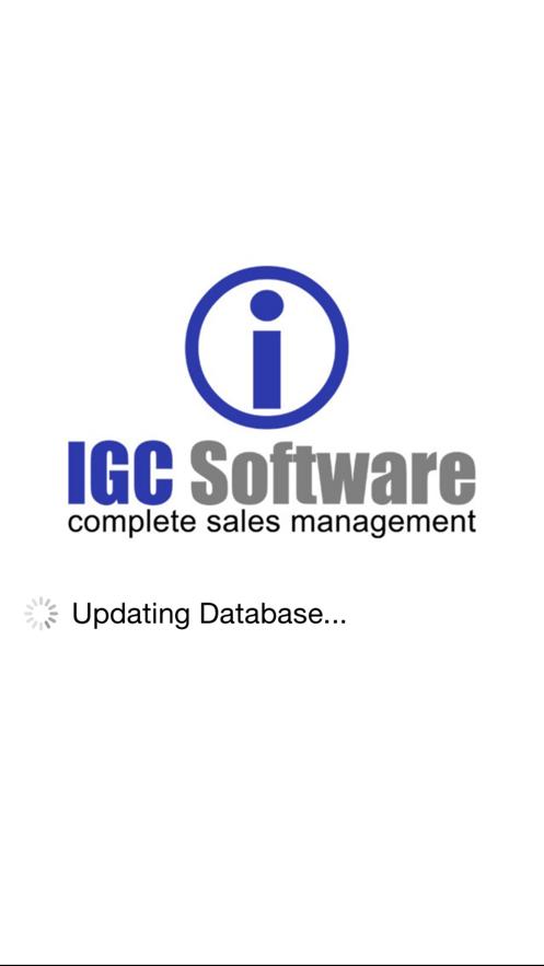 IGC Survey App 截图