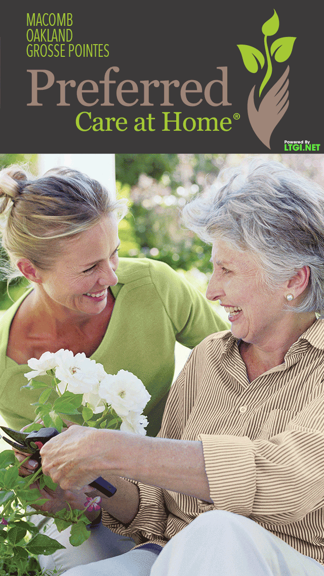 Preferred Care at Home - Metro Detroit screenshot one