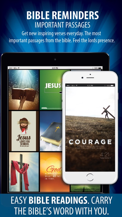 Holy Bible - Daily Background Inspirations & Wallpapers