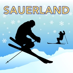 Sauerland Ski & Cross-Country Map