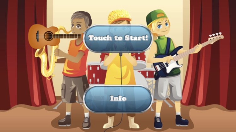 Music Bubbles for Toddlers and Kids : Musical Instruments and sounds ! FREE