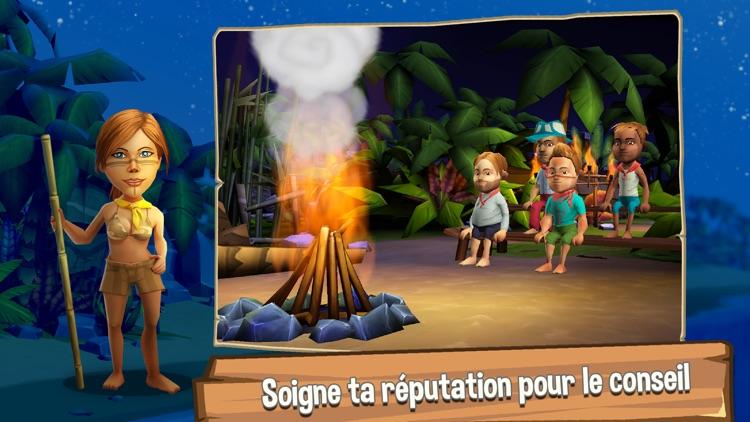 Koh-Lanta Le Choc des Héros screenshot-4