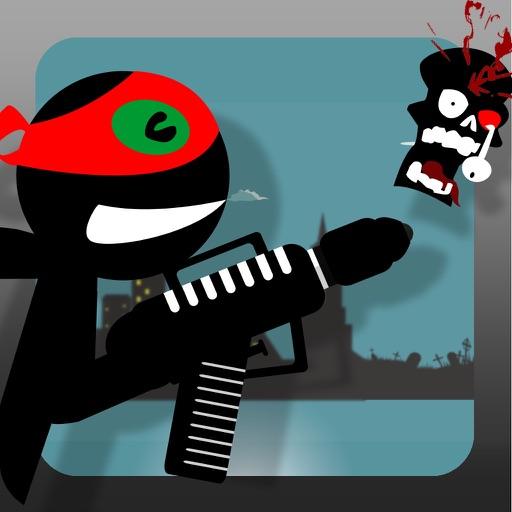 Stickman Zombie Shooter