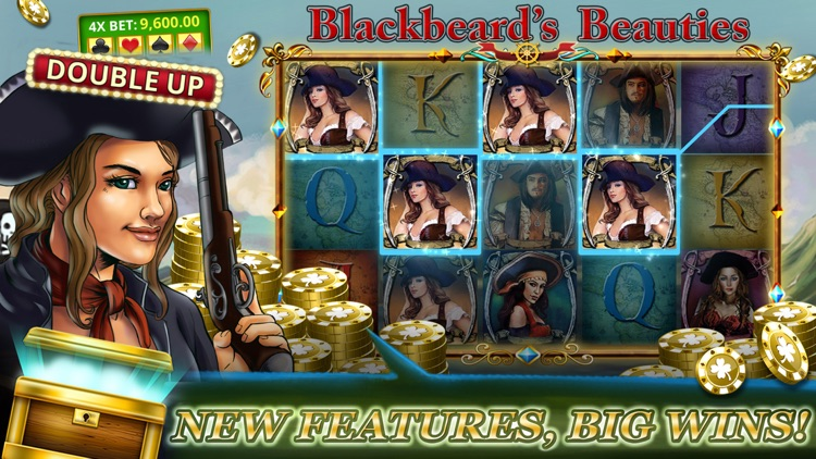 SLOTS ROMANCE - New Casino Slot Machine Games FREE! screenshot-4