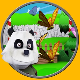 pandoux butterflies for kids - free game