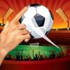 Strike Soccer Flick Free Kick