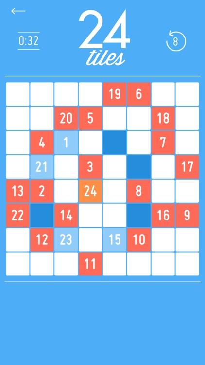 64 tiles