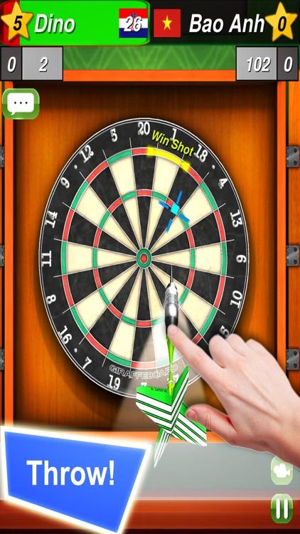 Darts 3D Champion