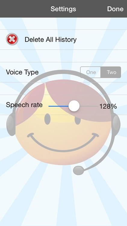 Talk to Eve screenshot-4