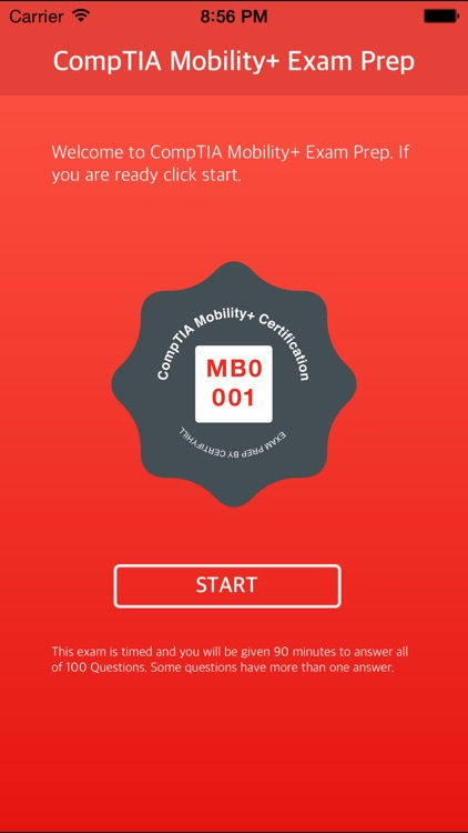 MB0-001 - CompTIA Mobility+ Certification - Exam Prep