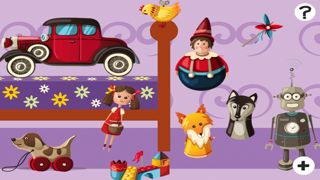 A Toys Counting Game for Children: learn to count 1 - 10 screenshot one