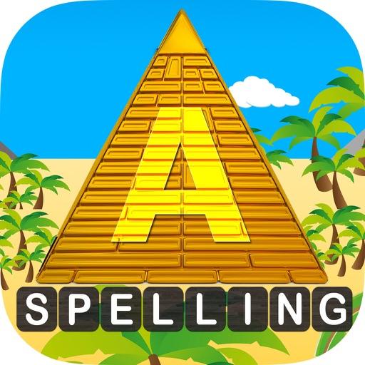 iLearn Junior Spelling - Epic Pyramid Journey HD