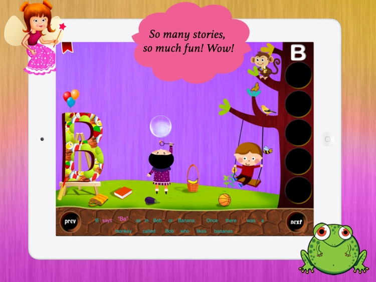 ABC Book for children by Story Time for Kids screenshot-3