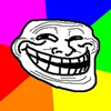 RM Foster - Troll Rage Face Meme Me artwork