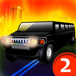 Limousine Race 2 Deluxe Edition : Diamond Service Luxury Driver - Gold Edition
