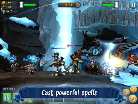 Screenshot #4 for CastleStorm - Free to Siege