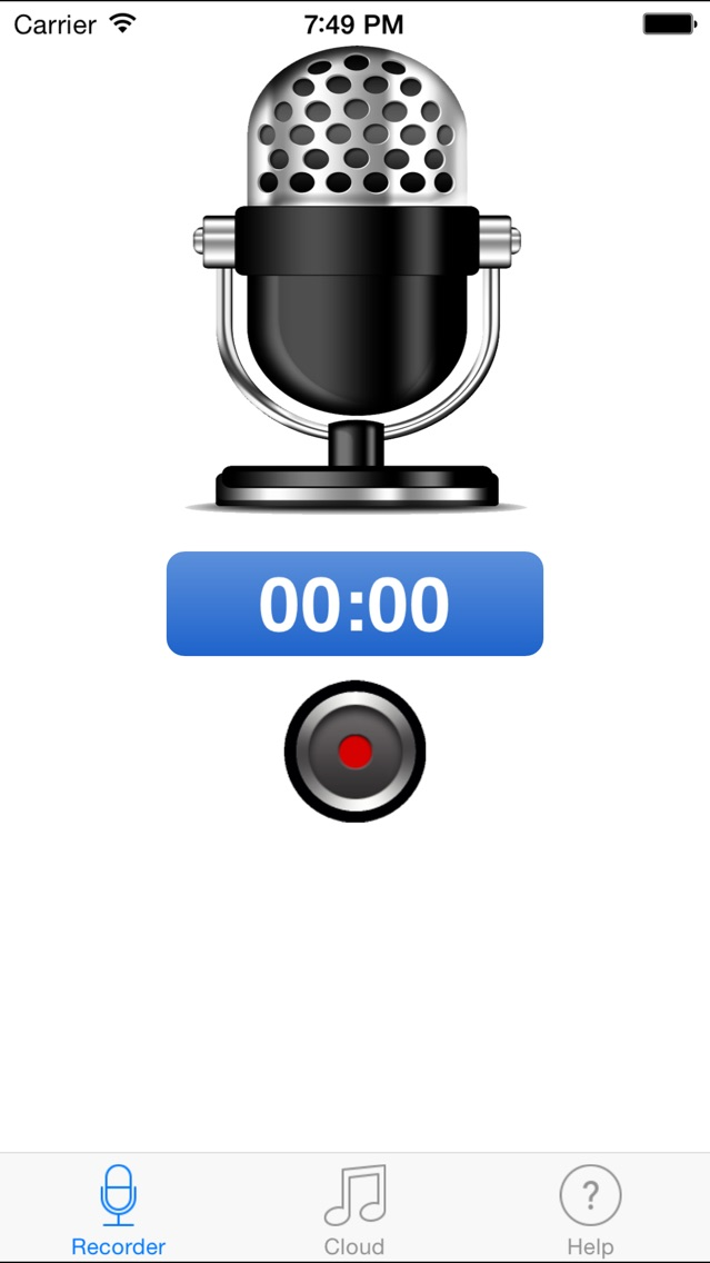 download Voice Recorder - Record Memo.s from Phone to Dropbox