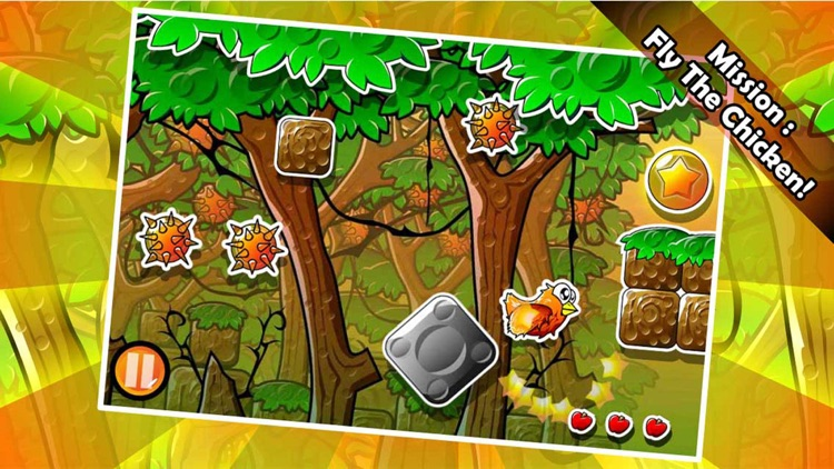 Chicken Fly 3 : The Pro Version screenshot-3