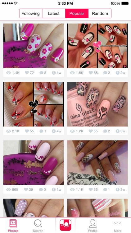 Nail Art Gallery by Bobit Business Media