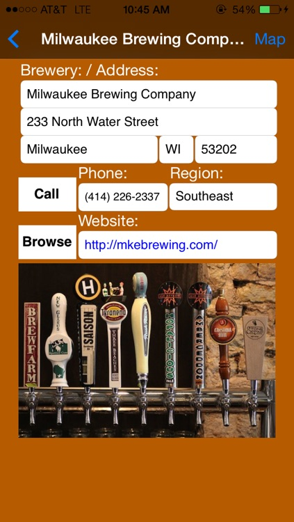 Wisconsin Brewery Beer Finder screenshot-3