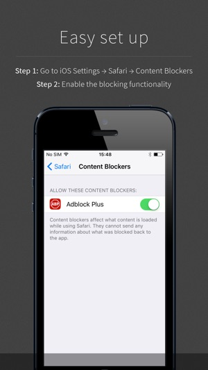 Adblock Plus (ABP): Remove ads, Browse faster without tracking on