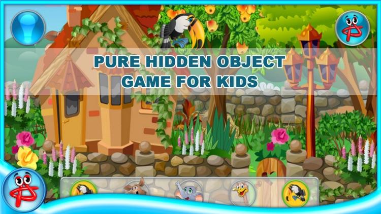 Animal Hide and Seek: Hidden Objects screenshot-4