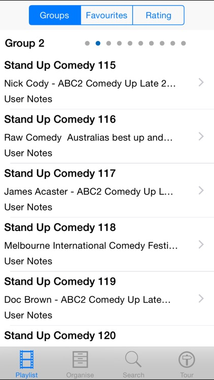 Stand Up Comedy !