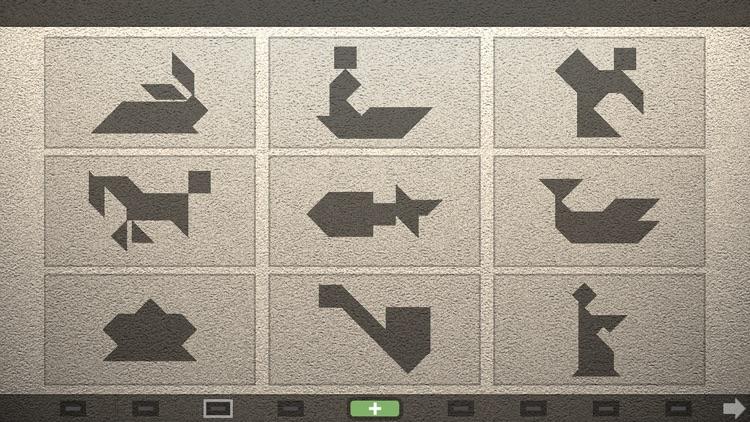 TanZen - Relaxing tangram puzzles