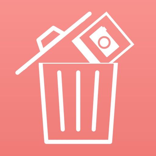 FotoTrash™ - Quick Selfie Trasher!