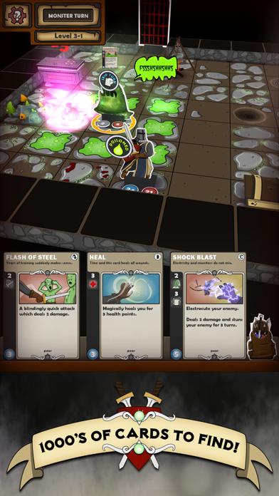 Card Dungeon screenshot1