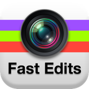 Fast Edits - Make and Create Fast Quick Edit for Your Photos w/ Image Effect & Editing Effects icon