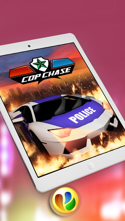 Cop Chase Race – Free Police Car Racing Game
