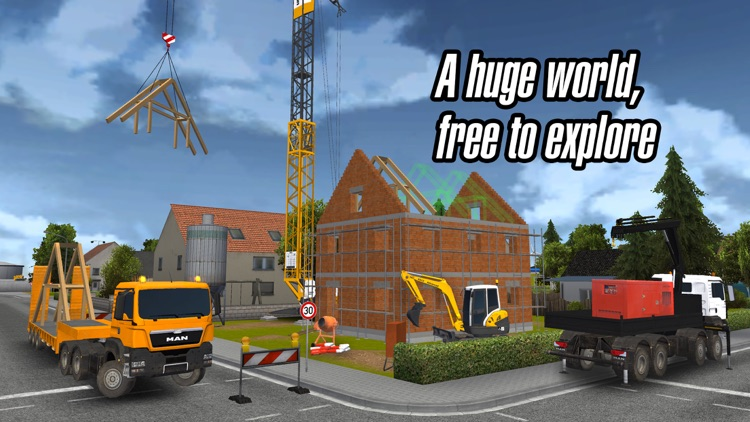 Construction Simulator 2014 screenshot-3