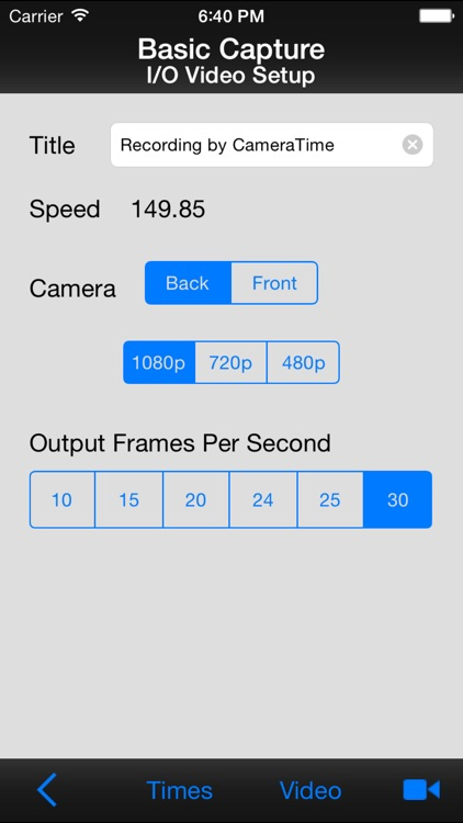 CameraTime screenshot-3