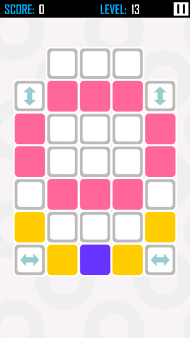 Block Collapse - An easy to learn strategy game screenshot two