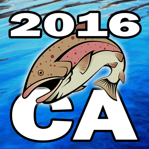 California Fishing Regulations - 2016