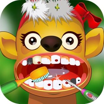 Xmas Moose Dental