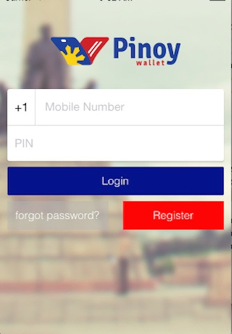 PinoyWallet screenshot 1